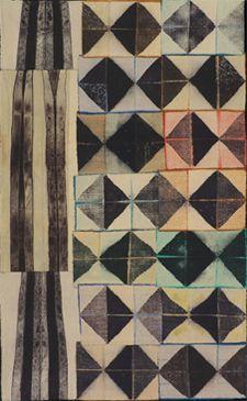 Modern shibori - Ana Lisa Hedstrom