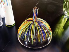 Lasvit Candy Vase Campana Brothers Brand New Harmonious Colors Glass