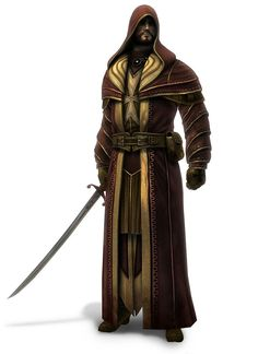 Cyril of Rhodes - The Deacon | Assassin's Creed: Revelations