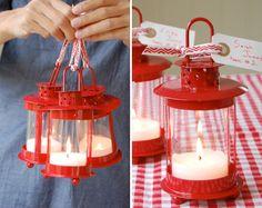 Lantern Wedding Favor