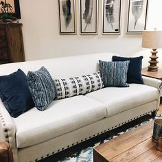 That feeling when you find the perfect sofa.