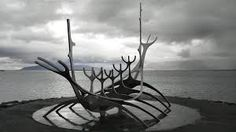 Картинки по запросу фото Рейкьявика черно-белые