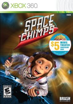 Space Chimps  Xbox 360 *** Read more  at the image link. Note:It is Affiliate Link to Amazon.