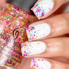 Summer nails colors are always bright and gorgeous. They attract much attention to your nails. Although it is spring now, it's never too early to get ahead on summer trends! #naildesignsjournal #nails #summernails #summernailcolors