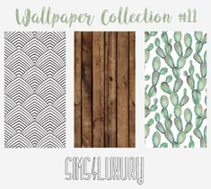 Wallpaper Collection #11 | Sims4Luxury