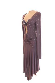 tango -latin dress by Anna-Maria