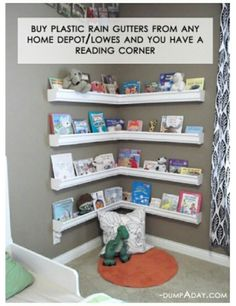 Another  bookcase idea