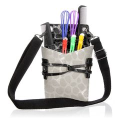 Salon Barber Scissors Clips Tool Bag