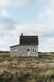 Nantucket Tiny House in a Marsh Setting.....
