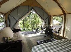 This would also be awesome to camp in!