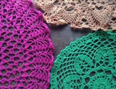 glossary, you will learn about some of the most common crochet stitches that you are likely to encounter