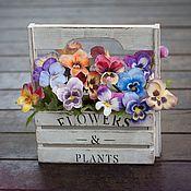 Магазин мастера Тучкины Штучки (Дарья Минеева): фотокартины, интерьерные композиции, цветы, букеты, коллекционные куклы