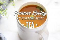 Immune-Loving Turmeric Tea