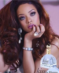 Kiss it better! Kiss by Rihanna is the singer's eighth and most recent fragrance, which de...