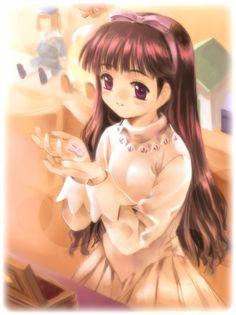 Tags: Anime, Cardcaptor Sakura, Fanart, Daidouji Tomoyo
