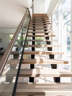 S&A Stairs · Park Street