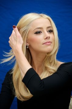 """Amber Heard- """"I was raised in a strict Catholic environment but the only thing I feel comfortable saying that I know is that I can't know. I will never prescribe to an organization that claims to tell me how to do anything. I'm not anti """"higher power"""" so you could call me agnostic. Whatever, call me anything but I will never be a """"religious"""" person."""""""
