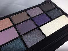 Makeup Revolution 'I Heart Passion' Eyeshadow Palette Review ♥http://stylesvogue.com/topic/makeup/