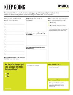 Step Keep momentum going with this goal assessment worksheet Bujo, The Plan, How To Plan, Therapy Worksheets, Rounding Worksheets, Rounding Decimals, Rounding Numbers, Counseling Worksheets, Goals Worksheet