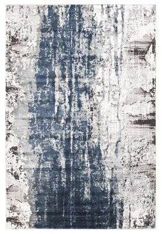 Rugs Usa Gray Midnight Fog Abstract Rug Rugs Grey Rugs