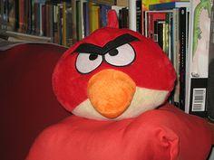 my Angry Bird -