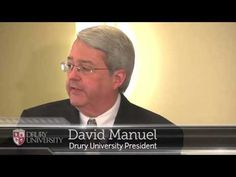 ▶ Springfield Business Journal's 12 People You Need to Know Presents: Dr. David Manuel - YouTube