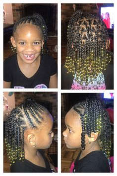 Toddler Girl Hairstyle In 2019 Natural Hair Styles Baby