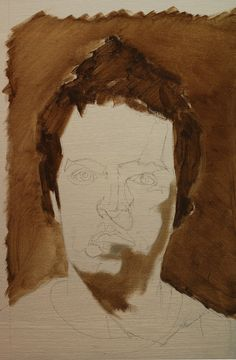 How to Paint a Portrait in Oil – Part 1    from Will Kemp Art School