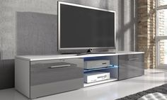 Groupon - Samuel TV Cabinet with LED Lighting from £79.98 With Free Delivery (Up to 48% Off). Groupon deal price: £79.98