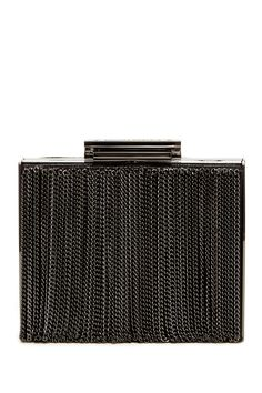 Chain Link Clutch by Sondra Roberts on @nordstrom_rack