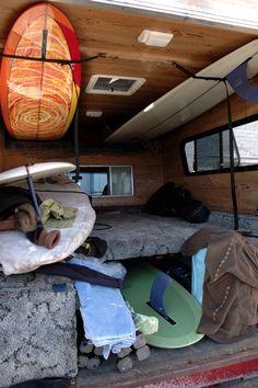 surf, jam, live in a van!