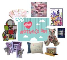 """""""Happy Mothers Day"""" by krazyboutkats ❤ liked on Polyvore featuring interior, interiors, interior design, home, home decor, interior decorating, Age of Aquarius, happymothersday, greatgiftideas and celebrationtimes"""