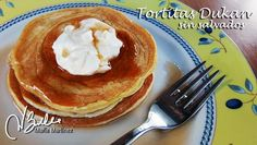 Desayuno Dukan fase Ataque: Tortitas sin salvados
