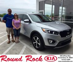 https://flic.kr/p/JUPep3 | #HappyBirthday to Jason & Jessica from Ruth Largaespada at Round Rock Kia! |…