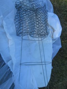 chicken wire ghost tutorial - Google Search