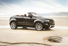 Range Rover Evoque Cabrio komt wellicht snel
