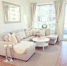 Cozy Small Living Room Apartment Design Ideas 28