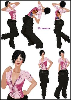 Dreamer's Virtual World: Strong Temptress