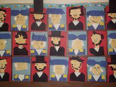Mrs. Wood's Kindergarten Class: President's Day