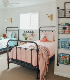 Dream Girl Bedroom Design Ideas for 2020 Part 44 ; bedroom ideas for small rooms; bedroom ideas for small rooms; Boy And Girl Shared Room, Boy Girl Room, Girl Rooms, Modern Girls Rooms, Girls Bedroom, Bedroom Decor, Childs Bedroom, Bedroom Lighting, Bedroom For Kids