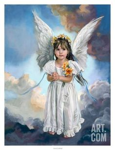 March Daffodil Art Print by Sandra Kuck at Art.com