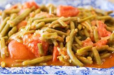 Thanksgiving Spanish Green Beans | The Pioneer Woman Cooks | Ree Drummond