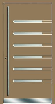6936 Aarde Kleur/Folie   RAL 1019 Grijsbeige Iso-glas   Satinato blank Greep   9029-13 edelstaal Bijzonderheden   Vleugeloverdekkend Tableware, Doors, Dinnerware, Tablewares, Dishes, Place Settings