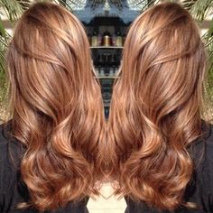 6.Hair Color Idea