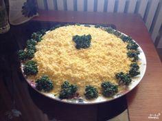 Salad «Mimosa»