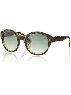 sunglasses / clare v.