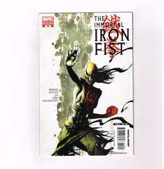 IMMORTAL IRON FIST #10 Limited zombie variant by Kaare Andrews! NM  http://www.ebay.com/itm/-/301789963841?roken=cUgayN&soutkn=Ugi9uH