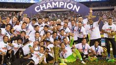 CONCACAF Gold Cup: Mexico win Gold Cup