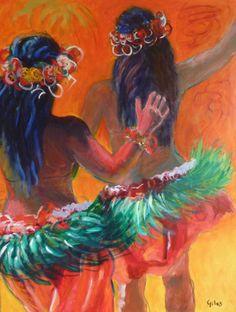 Polynesian Art