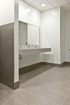 Commercial Restroom Sinks Bathroom Sink Modern Office Washroom